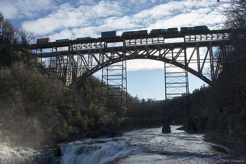 NS 9841 Portage Bridge