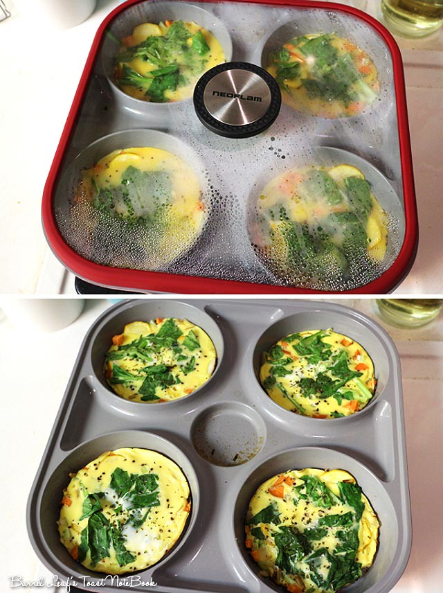 簡易免烤蔬食烘蛋 easy-no-bake-veggie-frittata_neoflam-steam-plus-pan (14)