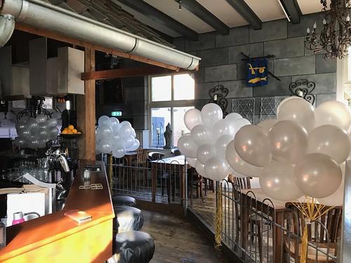 Heliumballonnen Wapen van Poortugaa