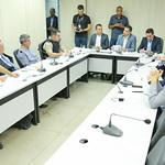 sex, 01/12/2017 - 09:53 - Audiência pública para discutir as ações da prefeitura para a mudança no tráfego de caminhões do Anel Rodoviário Celso Mello Azevedo