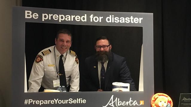 High Level recognized for disaster preparedness