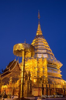 Chiang Mai - Wat Phra That Doi Suthep
