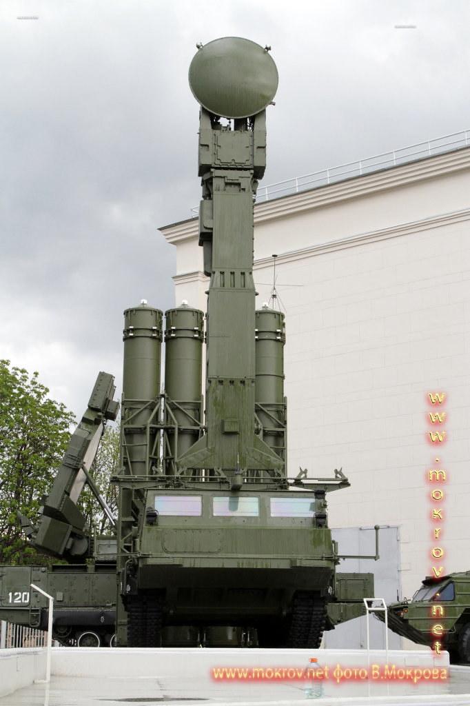 ЗРК С-300 на ВДНХ