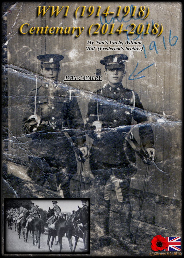 WW1 (1914-1918) Centenary (2014-2018) My relatives.. 24471542698_8bf837f892_o