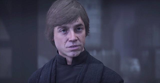 Star Wars Battlefront 2 - Luke Meets Del