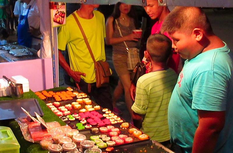 Pattaya Beach Road Seafood Festival