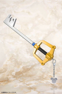 PROPLICA《王國之心2》鑰刀 『王國之鏈』キーブレード キングダムチェーン 道具複製品