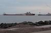 Duluth Trip - SS Cason J Callaway departs Duluth - Nov 2017