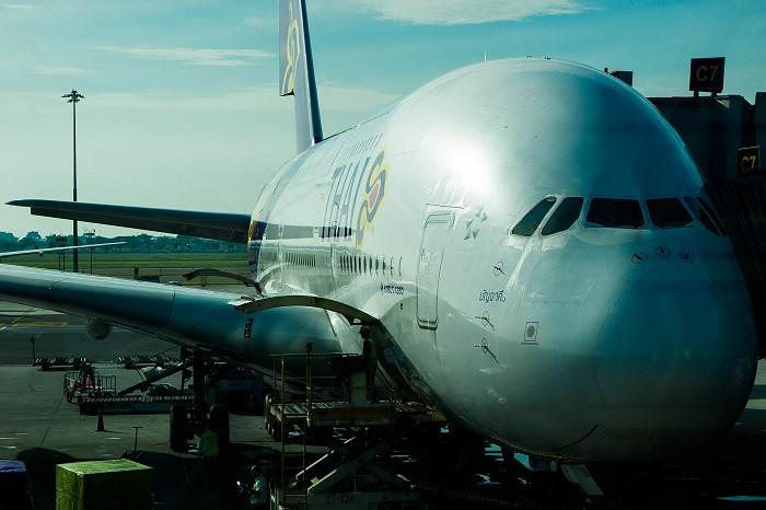 171203 A380エコノミークラスは2階の窓側座席を断然おすすめする3つの理由 (2)
