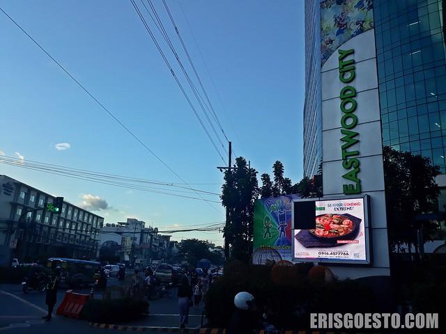 Eastwood City Manila