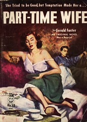 Croydon Books 38 - Gerald Foster - Part-Time Wife