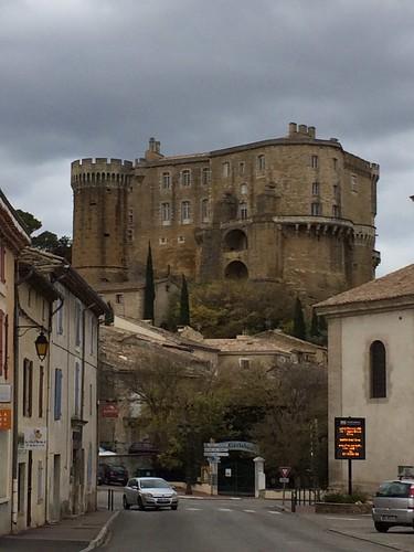 Château de Suze la Rousse(26)