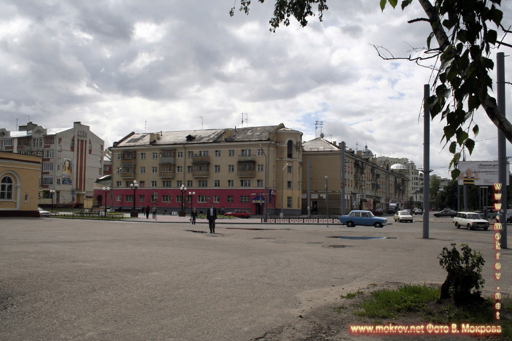 Йошкар-Ола. Достопримечательности города.