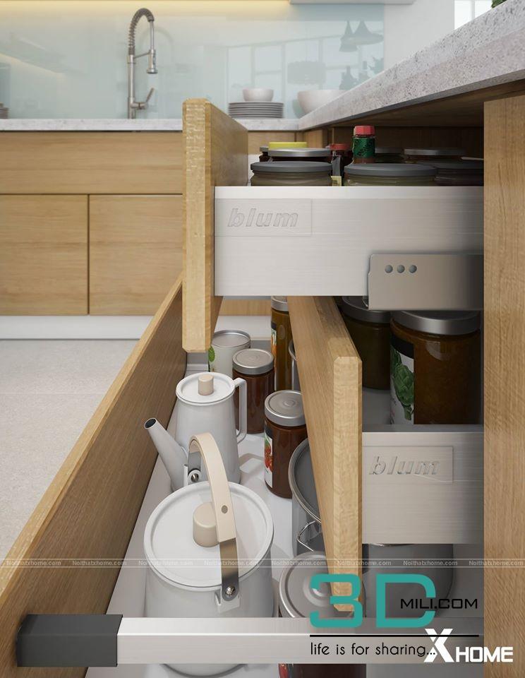 Kitchen Room 3D File Free Download