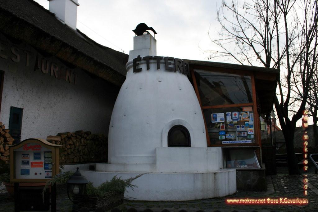 Исторический центр Полуостров Тихани — Венгрии и фотограф