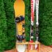 Stojan na lyže a snowboardy 2+ 2 - fotka 2