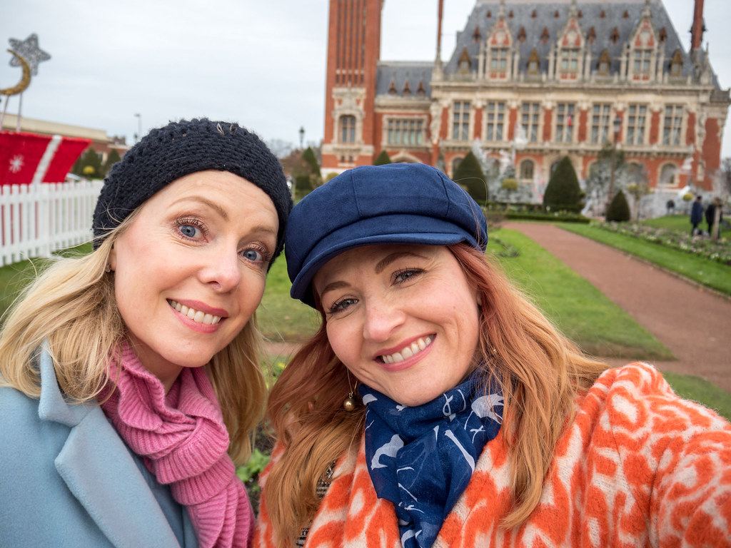 Christmas shopping and eating in Calais, France | Not Dressed As Lamb, over 40 fashion & lifestyle