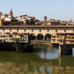 Ponte Vecchio Firenze (dalla Galleria degli Uffizi)