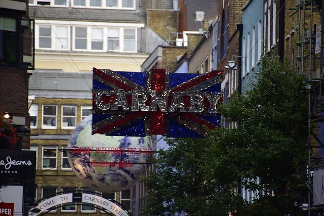 Paseando por Londres