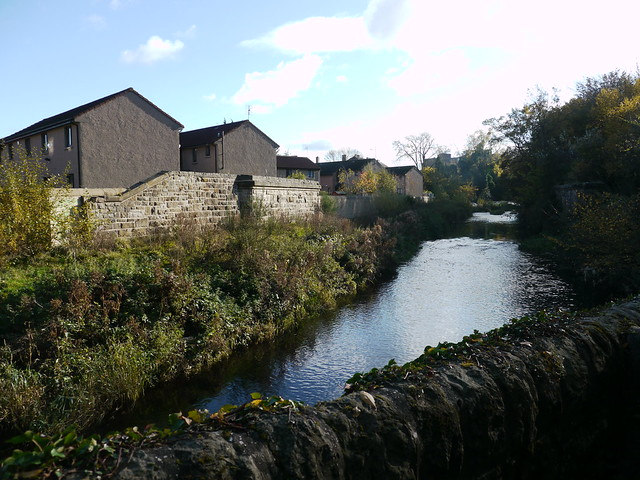 Edimbourg Water of Leith, Panasonic DMC-GH1, LUMIX G VARIO 14-140mm F4.0-5.8