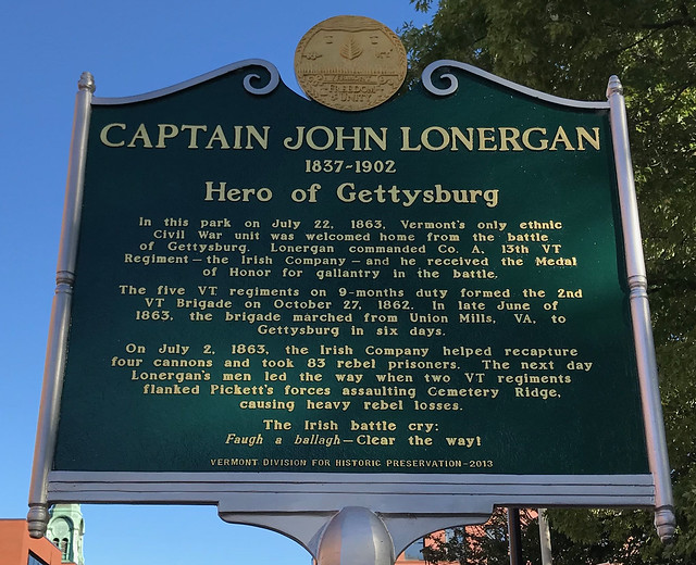 Captain John Lonergan