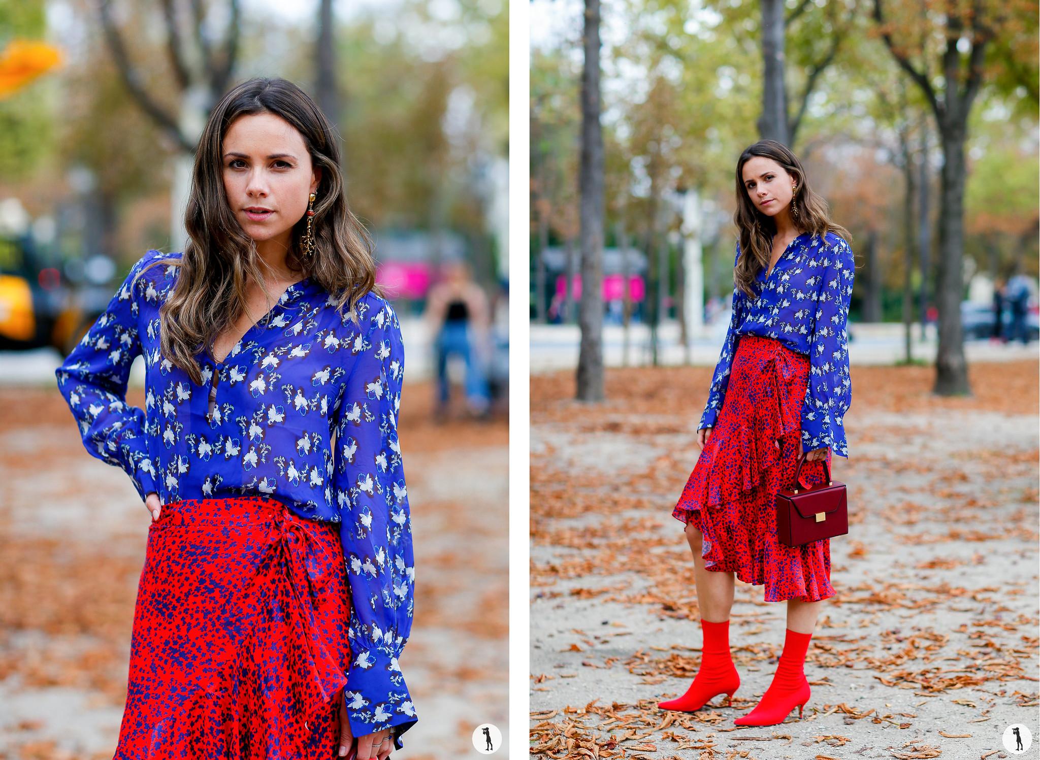 Florrie Thomas - Paris Fashion Week SS18