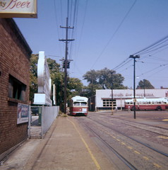 More St. Louis Streetcars