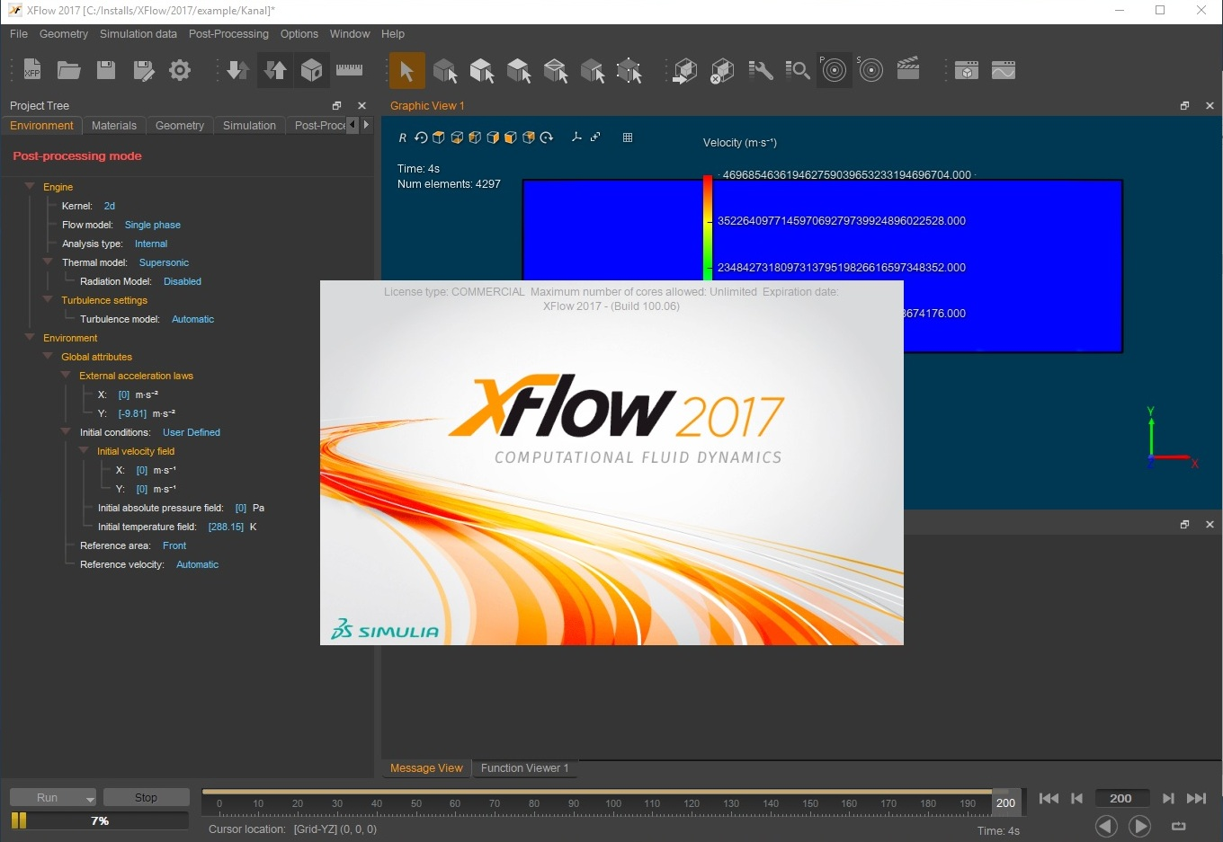 Working with DS Simulia XFlow 2017 Win64 full license