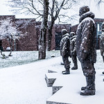 The Amundsen Monument, Oslo, November 14, 2017