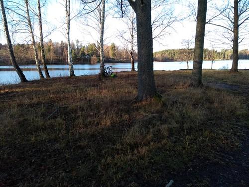 """The """"Slag cape"""" in Stavsjö"""