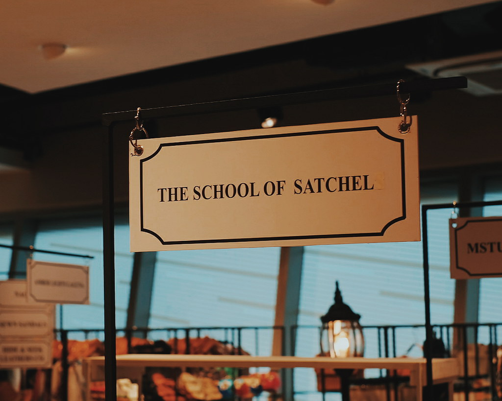 School of Satchel and Keep Cup Promo