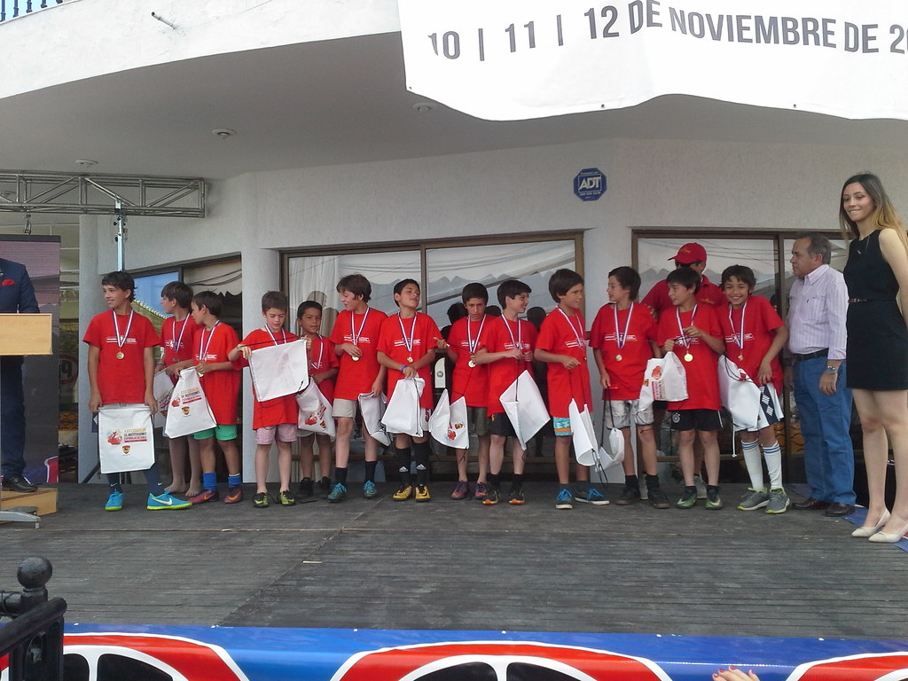 Participación Estadio Español en Juegos Hispánicos 2017