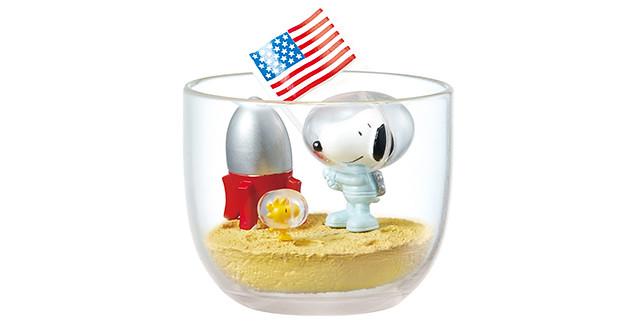 【官圖更新】RE-MENT 《史努比》特殊的「玻璃箱世界」逗趣登場!スヌーピー&ウッドストック ハッピーテラリウム