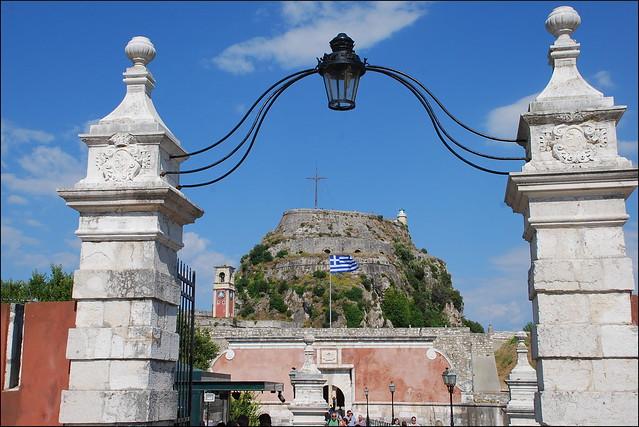 Fortaleza Antigua (Corfú, Grecia, 12-6-2017)