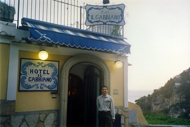 Hotel Il Gabbiano, Positano