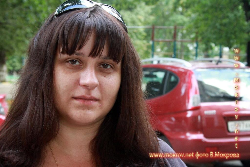 Катя Ландышева.