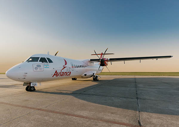 Avianca Argentina ATR72 (Avianca Argentina)