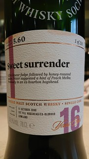 SMWS 5.60 - Sweet surrender