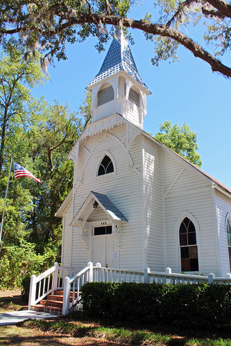 architecture church methodist gothicrevival carpentergothic bronson florida