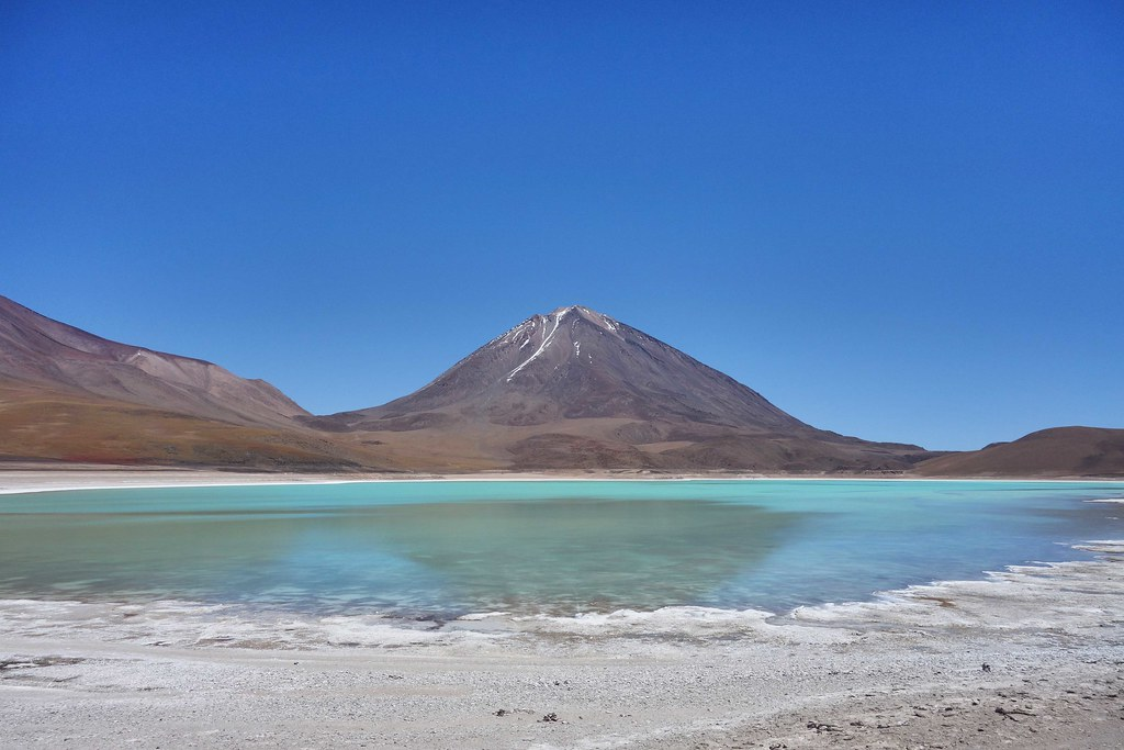 Uyuni - Laguna Verde 1