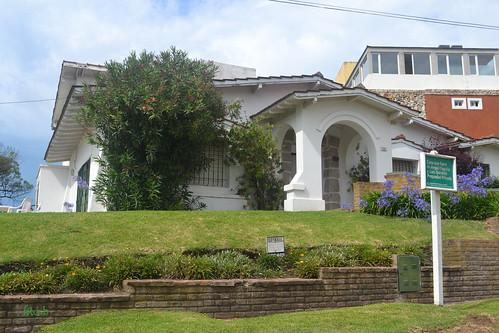 PINAMAR: casa de Luis Sandrini y Angel Magaña