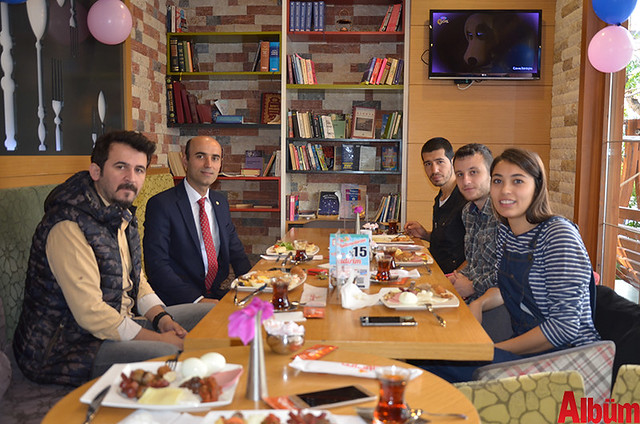 Antalya Eczacı Odası Alanya Temsilcisi Okan Ahmet Yılmaz -2