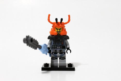 The LEGO Ninjago Movie Lightning Jet (70614)