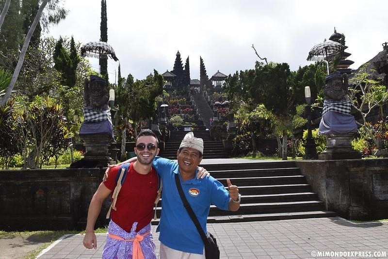 Contacta con nuestro guía privado en Bali