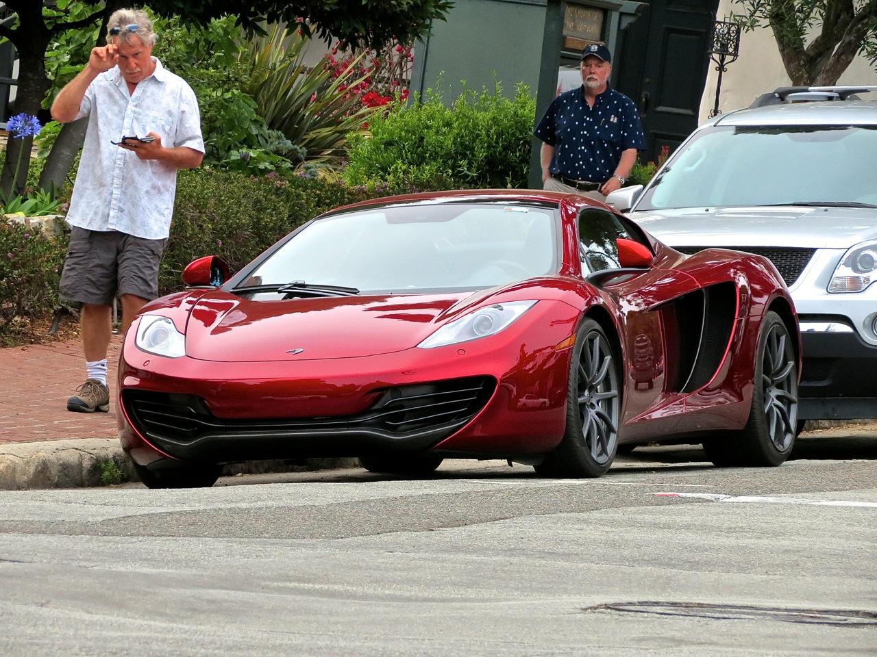 McLaren 12C Carmel 1