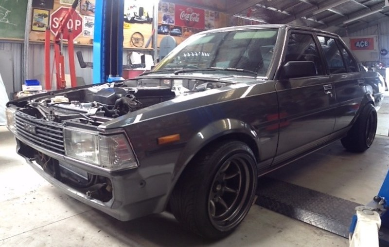 Brennan's Toyota Corolla Beams 3sge Ke70 - Page 3 - Projects and