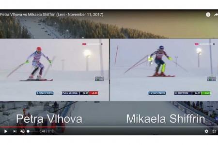 Světový pohár v alpském lyžování: Ach ty ženy!