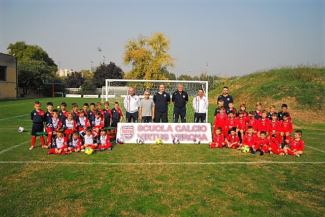 Scuola Calcio Virtus Verona
