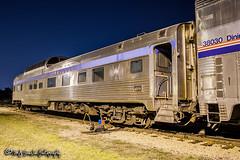 VIA 15512 | Dome Round End Observation Car | Memphis Central Station