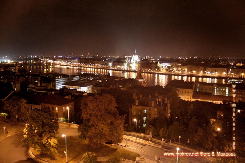 Столица Венгрии - Будапешт фото